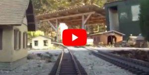 Video Screen Modellbau Clip Eisenbahn