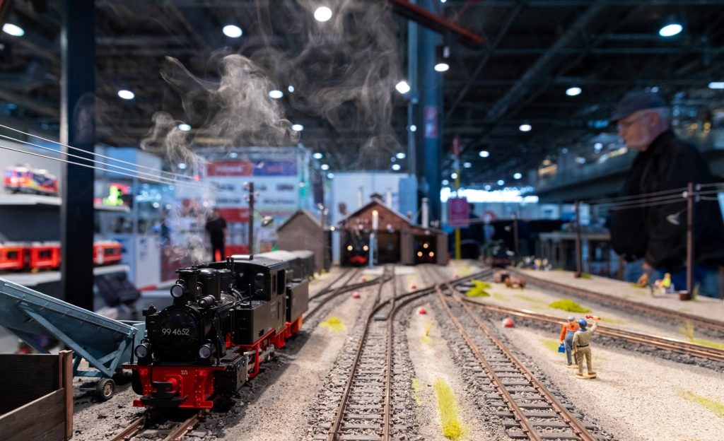 Modellbau-Messe 2019 Bahn