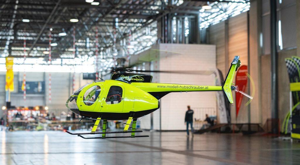 Modellbau-Messe 2019 Hubschrauber