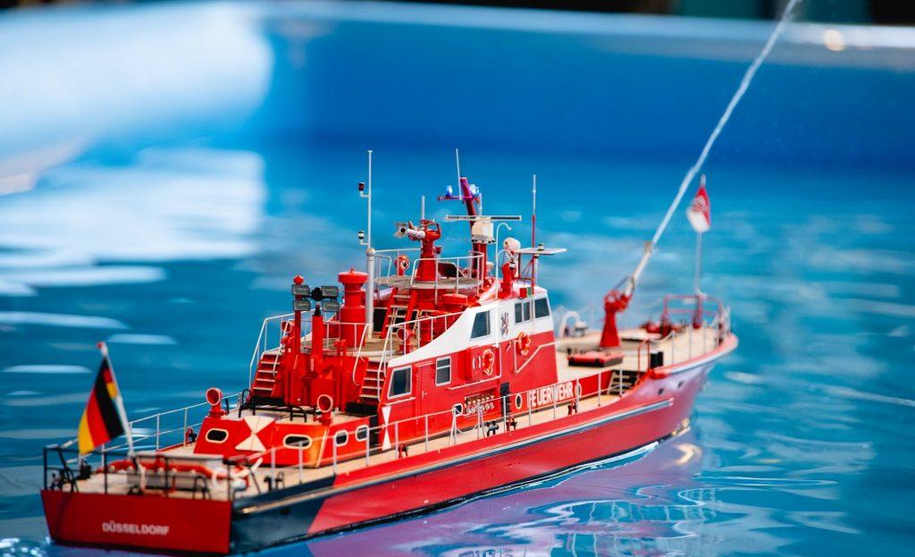 Modellbau-Messe 2019 Schiff