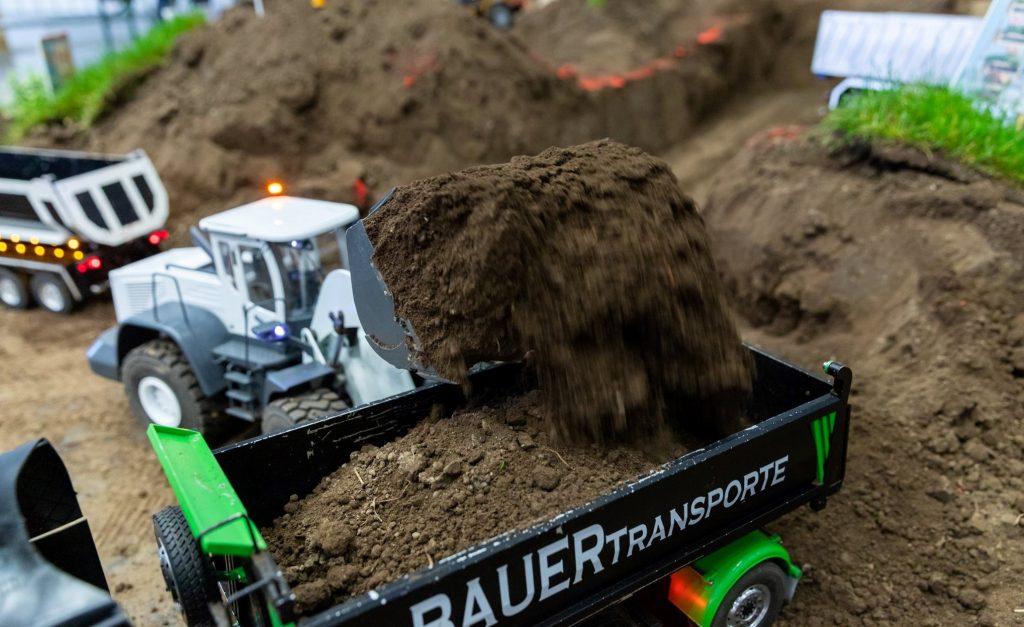 Modellbau-Messe 2019 Trucks