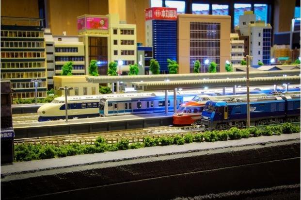 Modellbau-Messe Clubs IG nippoN